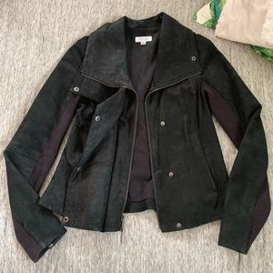 Barney's Authentic Leather Jacket